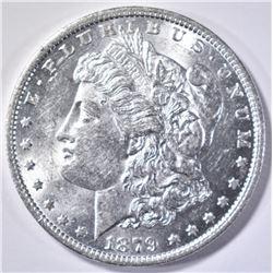 1879-O MORGAN DOLLAR, CG BU