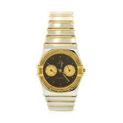 Omega Two-Tone Constellation Wristwatch
