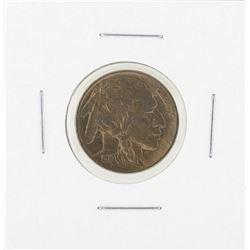 1917-D Buffalo Nickel Coin