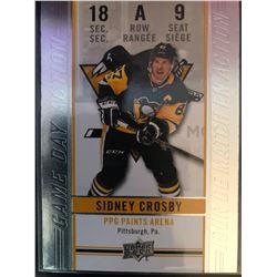 2018-19 Upper Deck Tim Horton's Sidney Crosby