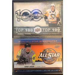 2018-19 Upper Deck X 2 Tim Horton's Sidney Crosby #AS-2