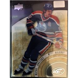 2014-15 Upper Deck Ice Wayne Gretzky Card #76