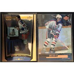 1999-00 Upper Deck Wayne Gretzky Reserve Card #5 And