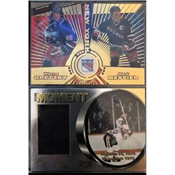 1997-98 Pacific Dynagon Wayne Gretzky #140 Poor, And