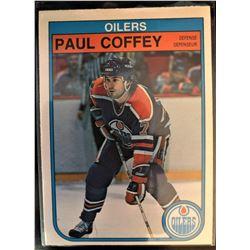 1982-83 O-Pee-Chee Paul Coffey Card #101 Mint