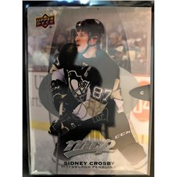 2016-17 Upper Deck MVP Silver Script Sidney Crosby