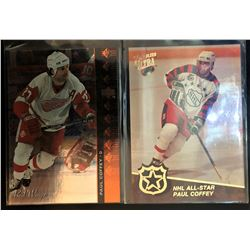 1994-95 Upper Deck Paul Coffey Card #SP-22, And