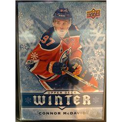 2017 Upper Deck Winter Connor Mcdavid Card #W5