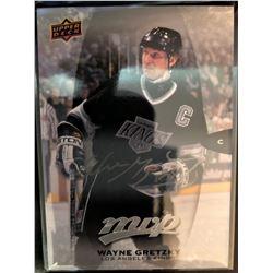 2016-17 Upper Deck MVP Silver Script Wayne Gretzky