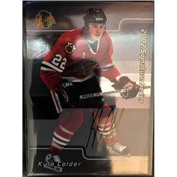 2001-02 In The Game Signature Series Kyle Calder
