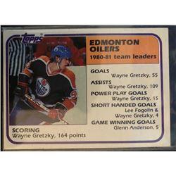 1981-82 Topps Wayne Gretzky Card #52