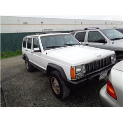 JEEP CHEROKEE 1989 T-DONATION