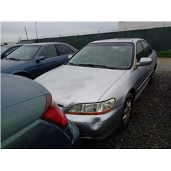 HONDA ACCORD 2001 T-DONATION