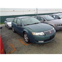 SATURN ION 2006 APP  DUP/T-DON
