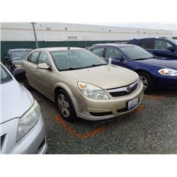 SATURN AURA 2008 T-DONATION