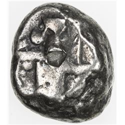 ACHAIMENIDIAN EMPIRE: Anonymous, ca. 450-330 BC, AR siglos
