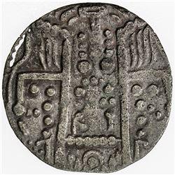 ARAB-BUKHARAN: al-Amin (809-813), BI drachm, NM, ND. VF