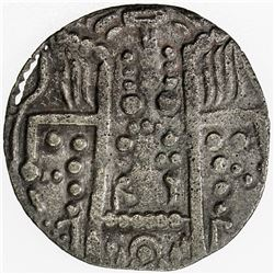 ARAB-BUKHARAN: al-Amin (809-813), BI drachm, NM, ND. VF