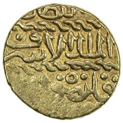 BURJI MAMLUK: Qansuh II al-Ghuri, 1501-1516, AV ashrafi, MM, DM, f-vf