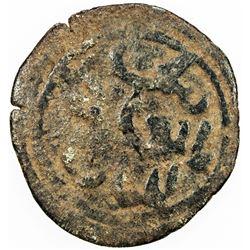 KILWA: al-Hasan b. Sulayman, 1315, AE fals, NM, ND