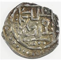 MENTESHE: Ilyas b. Muhammad, 1402-1421, AR akce, NM, AH805. EF