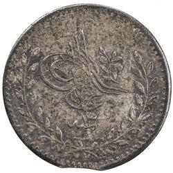 TURKEY: Abdul Mejid, 1839-1861, AR 20 para, AH1255 year 13. AU
