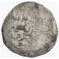CHAGHATAYID KHANS: Yesun Timur, 1336-1340, AR dinar, Tirmidh, DM. VF