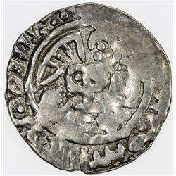 SHAHS OF BADAKHSHAN: Dawlatshah, 1291-1294, AR dirham, Badakhshan, DM. F-VF