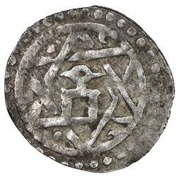 GOLDEN HORDE: Tole Buqa, 1287-1290, AR dirham (1.40g), Qrim, AH686. VF