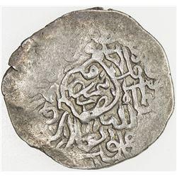 SAFAVID: Tahmasp I, 1524-1576, AR shahi (2.85g), Nimruz, AH(9)71. VF