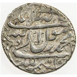 SAFAVID: 'Abbas I, 1588-1629, AR shahi (1.88g), Mazandaran, AH(10)37. VF-EF