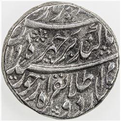 DURRANI: Taimur Shah, 1772-1793, AR rupee, Attock, AH1198 year 12. EF