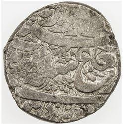 DURRANI: Ayyub Shah, 1817-1829, BI rupee (10.19g), Ahmadshahi, AH1238. EF