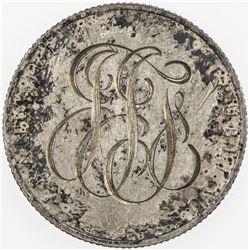 FRANCE: AR 2 francs, Paris, 1914. EF