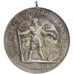 BERLIN: AR medal (29.43g), 1890. AU