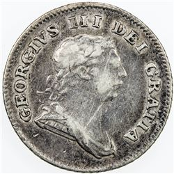 IRELAND: 5 pence token, 1805