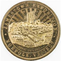 UNITED STATES:, 1907. AU