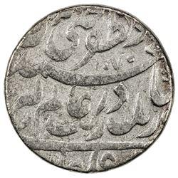 MUGHAL: Aurangzeb, 1658-1707, AR rupee, Patna, AH1070 year 3. F