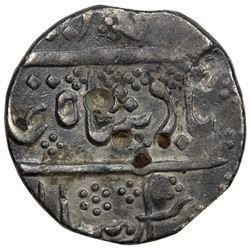 MUGHAL: Alamgir II, 1754-1759, AR rupee (11.01g), Nasirabad, year 7. F