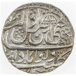 JAMMU: AR rupee, VS1841 year 27. AU