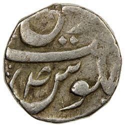 PATIALA: Raja Ala Singh, 1753-1765, AR rupee, ND. VF