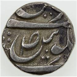PATIALA: Amar Singh, 1765-1781, AR rupee, ND. VF
