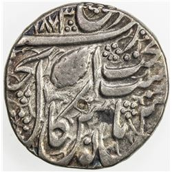 SIKH EMPIRE: AR rupee, Amritsar, VS1873. VF