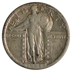 1924-D Standing Liberty Quarter Coin