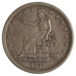 1877-S $1 Trade Dollar Coin
