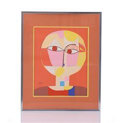 Paul Klee, 1879-1940, Senile Old Man