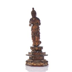 Ming Dynasty 1368-1644 Shakyamuni Buddha