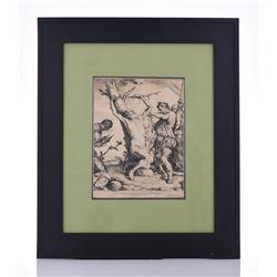 Jusepe de Ribera 1591-1652, The Martyrdom