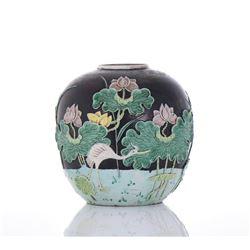 1910-1920 Century Chinese Glazed Porcelain