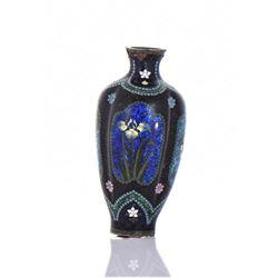 Cloisonne Enameled Vase